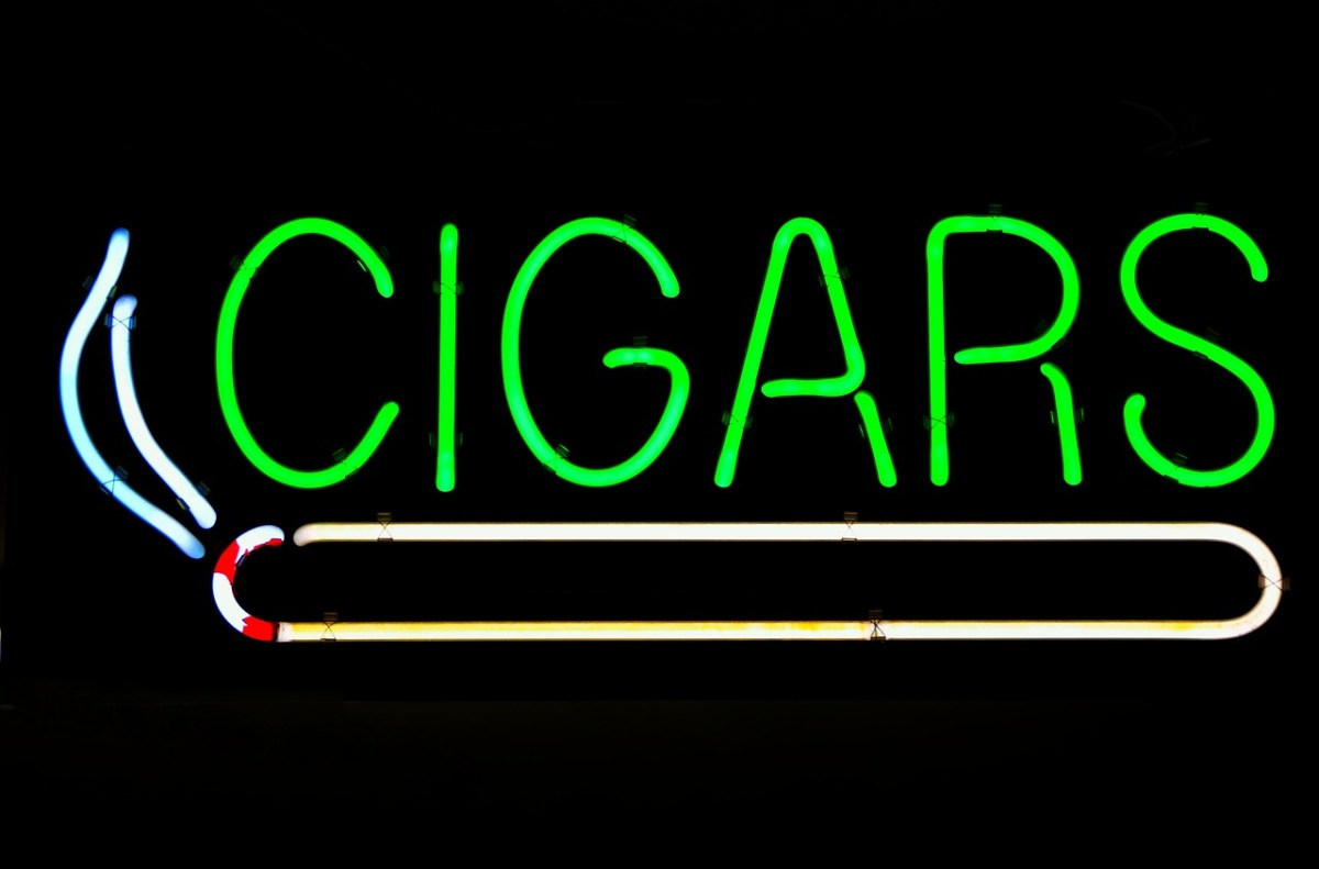 Cigars - Magazine cover